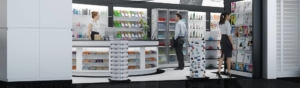 Retail Store 3D Design Rendering and Animation