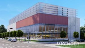 3D visualization in modern construction projects