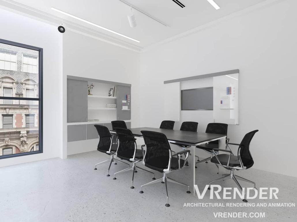 3d interior rendering quote