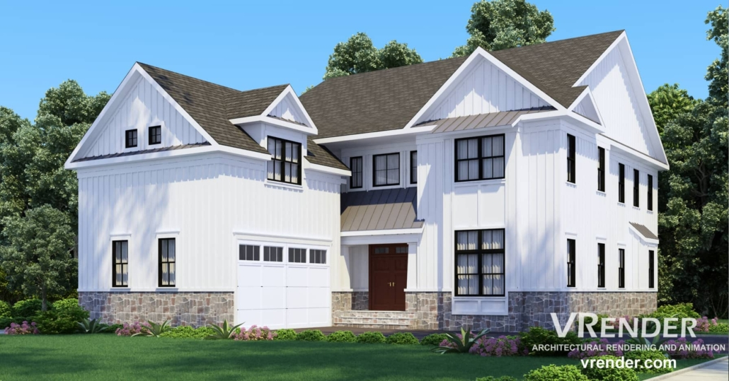 cost of 3d architectural rendering
