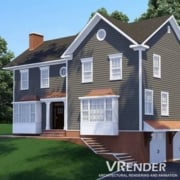 3d renderings for architect