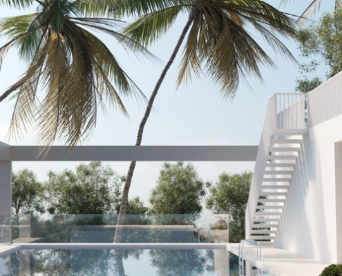 Vrender 3D architectural animation services