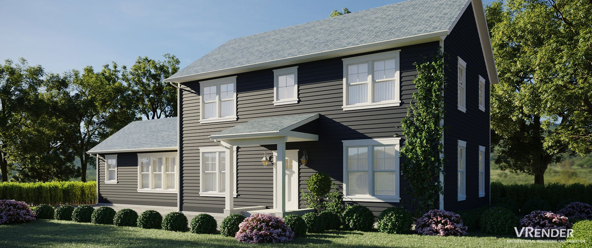 Vrender 3d rendering services Contact