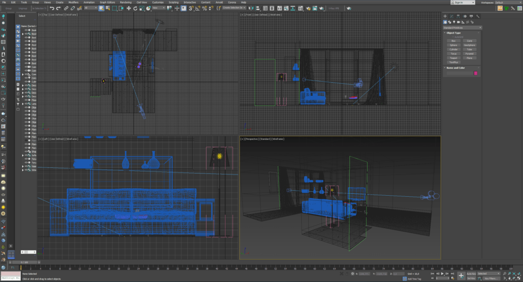 3D modeling tools and software